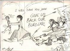 Sherlock Steals Bilbo by Hasami-hime.deviantart.com on @deviantART