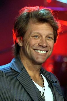 Jon Bon Jovi - not old, just older (and still awesome!)