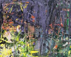 Abstract Painting [705-5] » Art » Gerhard Richter