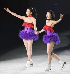 初戦はフィンランディア杯 浅田、大阪でアイスショー / 産経フォト #フィギュアスケート #浅田真央 #浅田舞