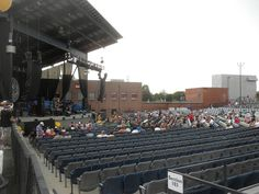 PNC Music Pavilion Charlotte NC We have been helping to build Charlotte NC http://oneilspaving.com