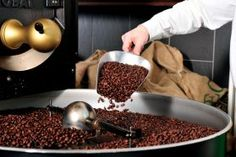 Kaffee-Röstworkshop in Bonn - miomente Barista, Pudding, Dinner, Breakfast, Desserts, Gourmet, Bonn, Coffee Beans, Wine Tasting