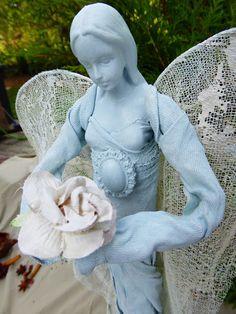 Mój magiczny Świat : błękitny anioł powertex