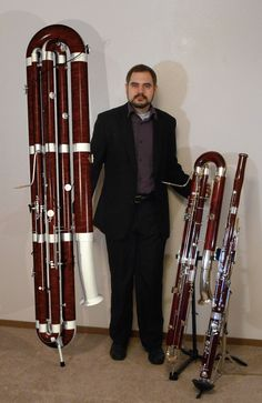 Bassoon Family with (simulated!) Subcontrabassoon