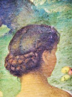 C/Corrida,28-Pinturas de Mariano Moré-Detalle