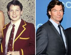 Jerry O'Connell: 1987... [b: 17 Feb 1974]  and now.
