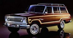 Jeep campaigns to display traders its forthcoming Jeep Grand Wagoneer SUV at a session in Las Vegas in the coming month of August 2015.