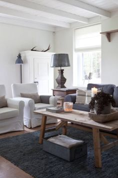 """This living room is from our feature """"Statement of Style"""""""