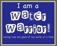 Be a philanthropist for a week.    Water Warriors...starting on my blog on March 16.  4,000 children die each day because they don't have clean water.  See the blog for a simple way you can make a difference!