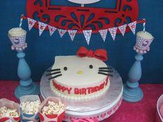 Julia's 5th Hello Kitty Party | CatchMyParty.com