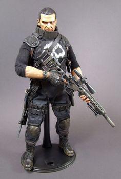 1/6 War Zone Punisher custom (Punisher) Custom Action Figure