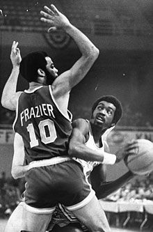 "Earl ""Black Magic"" Monroe also known as ""Earl the Pearl."""