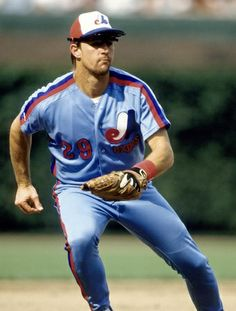 Tim Wallach - Montreal Expos