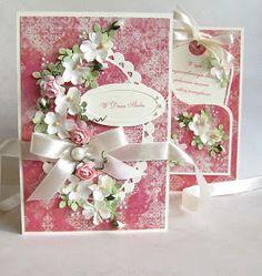 Moja papierowa kraina: Sezon ślubów w pełni...