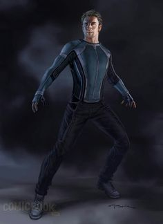 Ouicksilver suit in avengers if he did not die