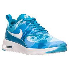 ece15e84e633 Женские оригинальные кроссовки ( кеды ) Nike Women s Air Max Thea Print  Running Shoes