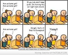 The Daily Cyanide and Happiness