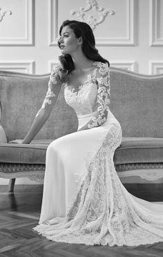 Signore Maison Wedding Dresses Part I - MODwedding