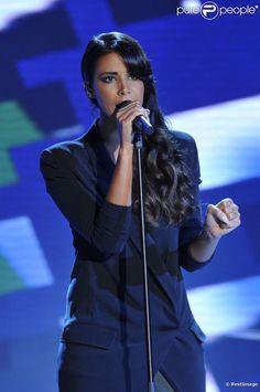 Shy'm (pseudonyme de Tamara Marthe), née le 28 novembre 1985 à Trappes, est une chanteuse et danseuse française de pop.