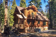 If you're looking to get cozy during these chilly winter months, check out these sweet Northern California cabins for rent. They're cozy as they come.