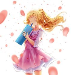 Beautiful. Your lie in april