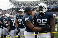 PENN STATE – FOOTBALL 2013 – Penn State vs. Illinois November 2, 2013.