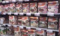 Verschillende soorten soep. Trend: Individualisering
