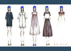 Mariana Cino Capsule collections: Near East ss16_ #fashionillustration #sketch #fashion #gold #summer #portfolio #MarianaCino