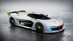 The 503 hp track racer harnesses hydrogen to blast from zero to 62 mph in 3.4 seconds…