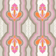 I pinned this Kreme California Giraffe Wallpaper from the Best of Interior Designers event at Joss and Main!