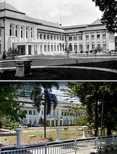 De School tot Opleiding van Indische Artsen (STOVIA) in Batavia, 1924, ,., FKUI, jl Salemba Raya, Jakarta, 2016