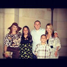 Una familia bonita