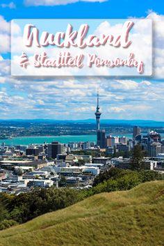 Auckland und der schöne Stadtteil Ponsonby:  Auckland zählt nicht zu den schönsten Städten der Welt aber hat besonders in der Weihnachtszeit einiges zu bieten. Meine Tipps für Auckland und Ponsonby.