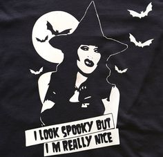 Sharon Needles witch t-shirt goth Rupaul Drag Race by Babydark