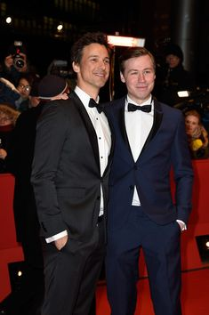 David Kross Photos - Florian David Fitz and David Kross attend the 'Nobody Wants the Night' (Nadie quiere la noche) premiere and Opening Ceremony of the 65th Berlinale International Film Festival at Berlinale Palace on February 5, 2015 in Berlin, Germany. - 'Nobody Wants the Night' Premieres in Berlin Florian David Fitz, The Nobodies, February 5, International Film Festival, Home Photo, Berlin Germany, Opening Ceremony, Palace, Night