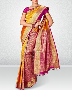 e05d5bdf268dc6 Buying Bridal Sarees, Indian Bridal Silk Sarees, Bridal Wedding Sarees  through online from Cbazaar. We have beautiful Bridal Sarees collections  for shopping ...
