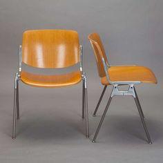 Giancarlo Piretti | DSC 106 Office Chair