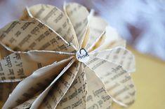 joy ever after :: details that make life loveable :: - Journal - paper ornamentdiy