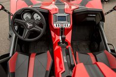 2015 Polaris Slingshot Review – First Ride/Drive + Video