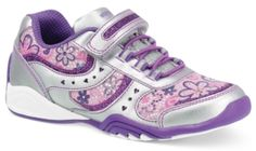 Stride Rite Sugar & Spice Starlit Girls Light-Up Sneakers Light Up Sneakers, Sugar And Spice, Little Girls, Baby Shoes, Kids, Kid Stuff, Clothes, Fashion, Young Children