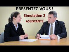 Simulation 2 d'entretien d'embauche, de recrutement, se présenter - Tanmia.tv