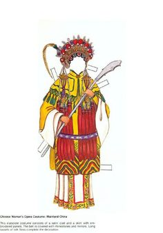 Paper Dolls of China 08