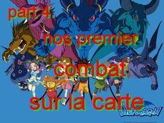 Enjoy Game's: Blue Dragon nos premier combat sur la carte du mon...