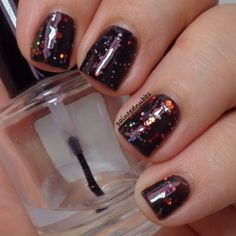 Painted Nubbs: Spellbound Nails Halloween 2015 Fight The Dead Collection Bob-B-Que