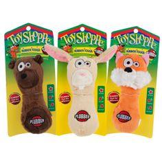 Toyshoppe® Plubber Dog Toys - PetSmart