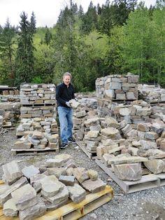 At the stone yard se