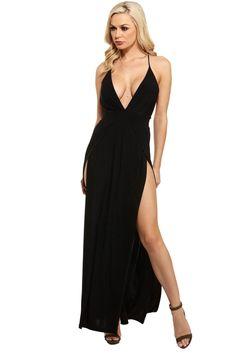 Lila Black Lustful Fit Formal Dress   WindsorCloud