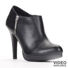 Apt. 9 Mid Heel Shooties - Women