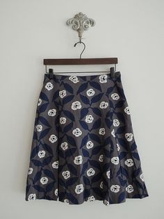 マリメッコ marimekko 花柄スカート