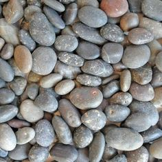 Butler Arts 0.50 cu. ft. 3/8 in. - 5/8 in. Mixed Mexican Beach Unpolished Pebble-BP-MX38-40 at The Home Depot